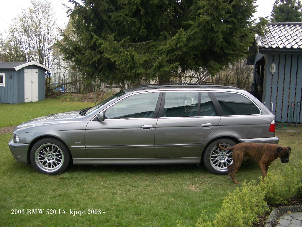 BMW 520 IA