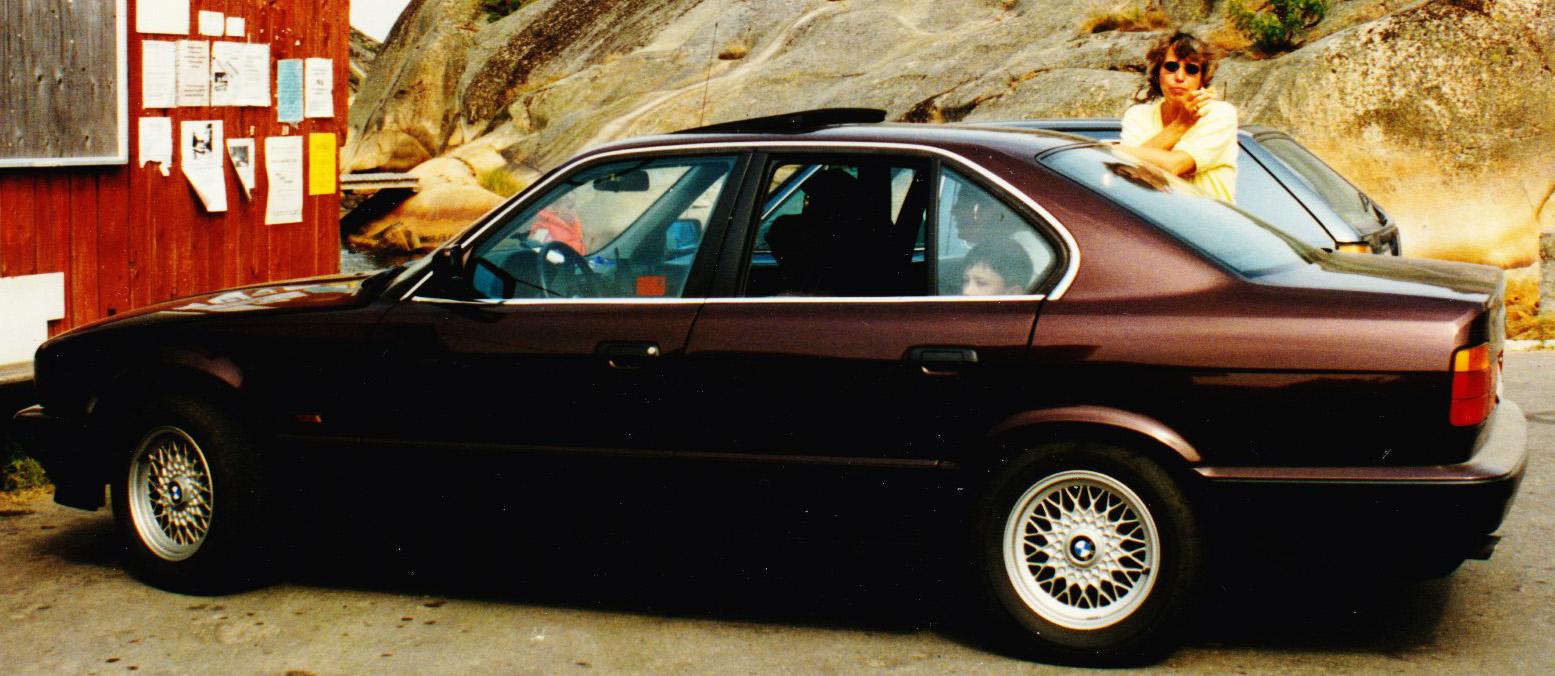 BMW 525 001