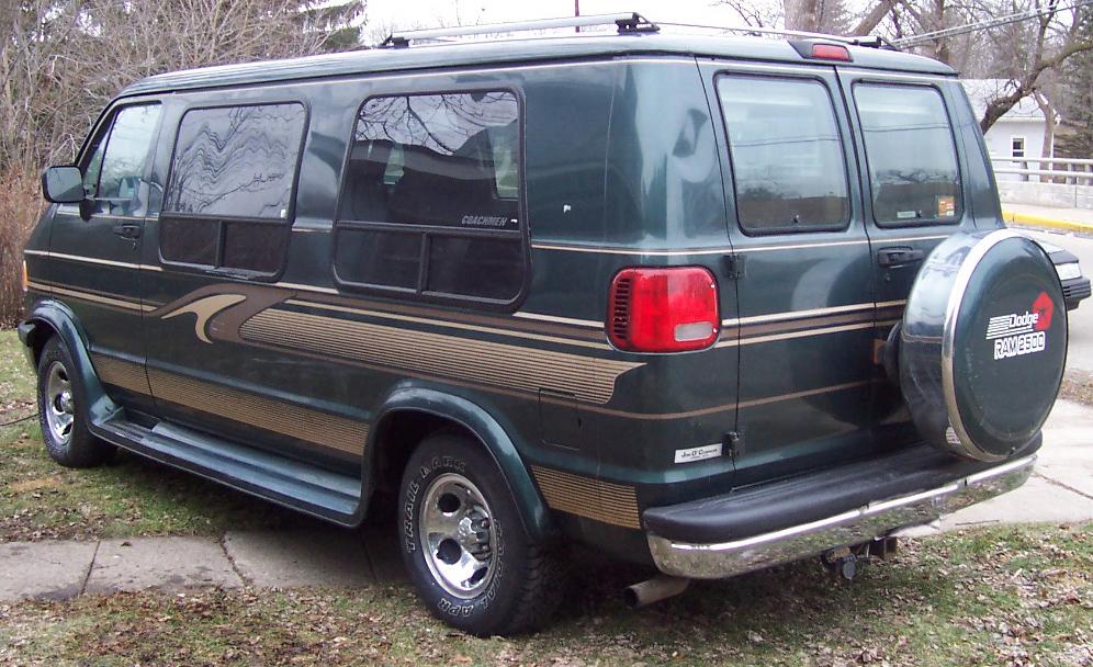 Dodge-van-